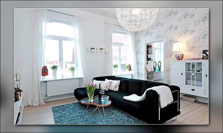 Современный дизайн гостиной в хрущевке